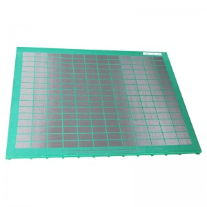 BVS2 Shaker Screen For Nov Brandt VSM300 Shaker Primary Deck