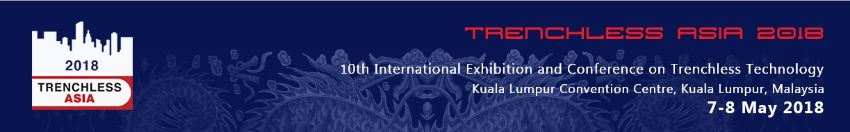 10th Trenchless Asia, 2018